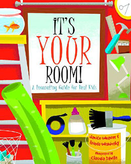 cover of IT'S YOUR ROOM by Frieda Wishinsky